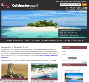 Colchester Travel